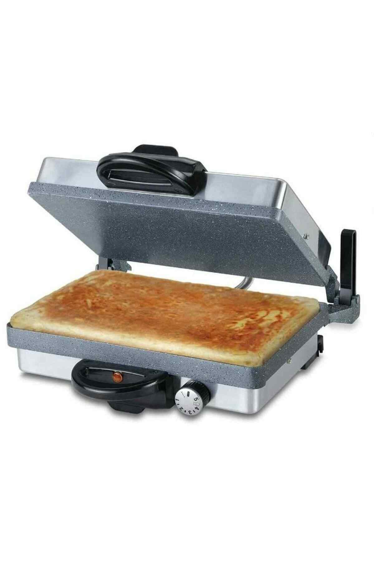 Silex Tost-Lahmacun Makinesi Gri (Tavasız)